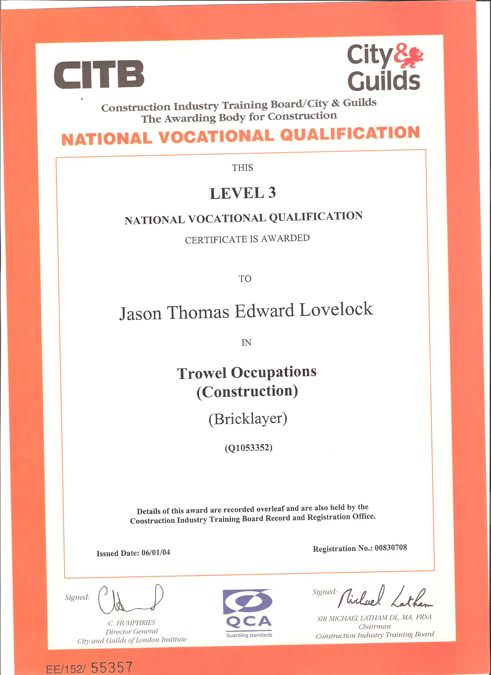 nvq level 2 course assessment 679 Wales and northern ireland that are achieved through assessment and training nvq level 2 skills for life level 2 nvq course information.